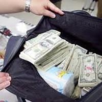 A quarter of its value - cash