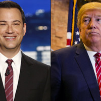 I don't follow Kimmel as I don't like it, but go on Donald!
