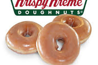 Not many people don't like Krispy Kremes, but how would you feel getting through 10 in one sitting?