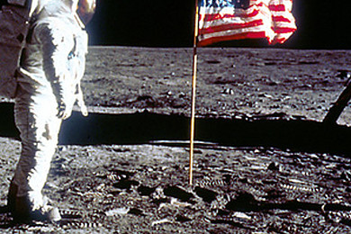 Did the US fake the first moon landing?