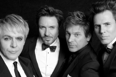 Duran Duran to be honoured with the first 'We're really proud' award.
