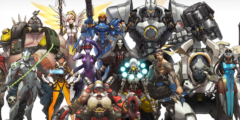 Who is the best Overwatch character?