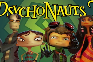 Did you enjoy Psychonauts? Get ready because Psychonauts 2 is coming!