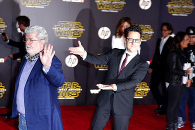 The new Star Wars movie premiere in LA was an unmissable event