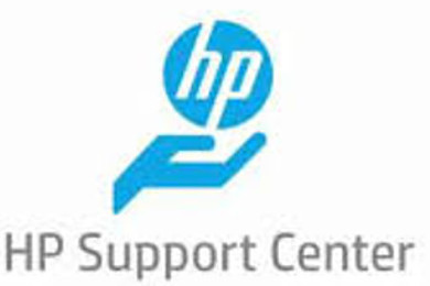 From a scale of 1 to 6, 1 being the worst and 6 the best, how would you rate the hp support center?