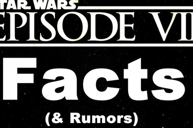 Revelations of fresh secrets: Star Wars