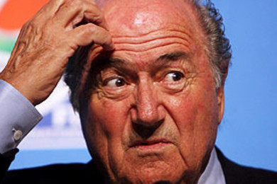 Should Sepp Blatter step down?