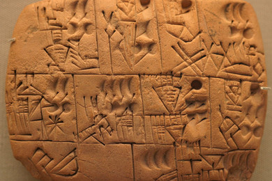 A discovered clay tablet in San Francisco reveals interesting things