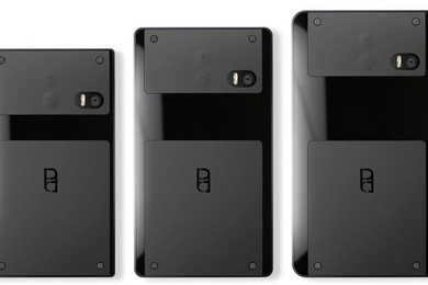 Crowdfunding underway for a new modular smartphone: the PuzzlePhone