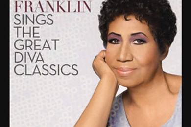 Aretha Franklin covering Adele, Gloria Gaynor, Sinead O Conner, and lots more