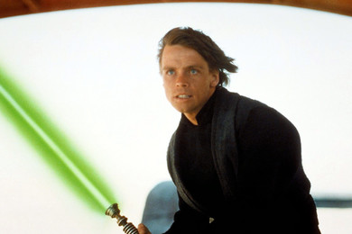 Theories abound about Luke Skywalker in Star Wars: The Force Awakens