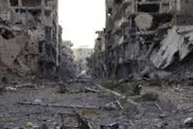 The Syria news should only focus on progress towards ending the war