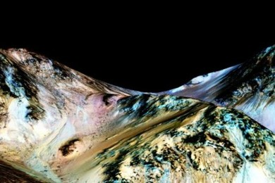 How do you feel knowing that there could be life on Mars?