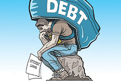 Should student loans be banned?