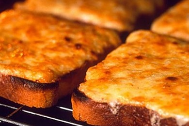 Is cheese on toast tastier than a toasted cheese sandwich?