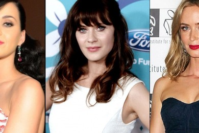 Find out what ten celebrities pretty much have the same face