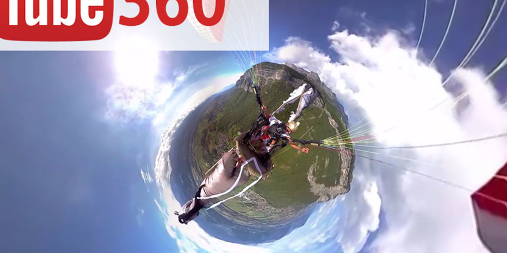 Youtube starts using 360-degree live streams and spatial audio