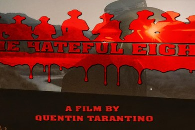 TV clip for Tarantino's Hateful Eight out now