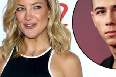 Is Nick Jonas dating Kate Hudson?