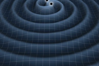 Einstein's theory about gravitational waves might be a reality