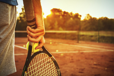 Who is going to win the Tennis Open?