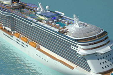 So your other half has booked you on a two week cruise. Feeling it?