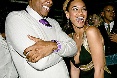 So Beyonce and Jay-Z just renewed their vows, putting an end to those rocky marriage rumors….