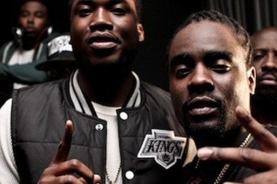 Meek Mill vs. Wale. A new beef starts.
