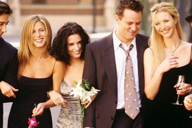 Friends reunion is a 'tribute' not a reunion….