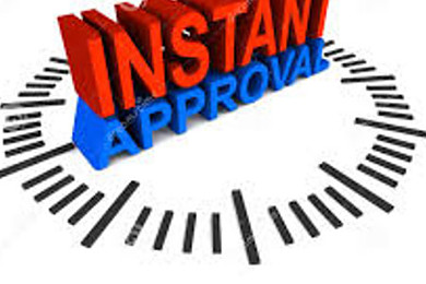 Instant approval credit cards are…