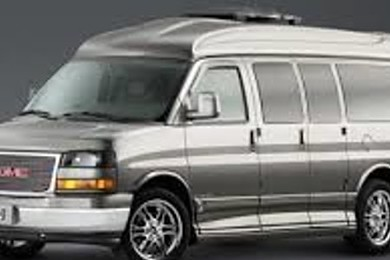 What are the best features of gmc conversion vans?