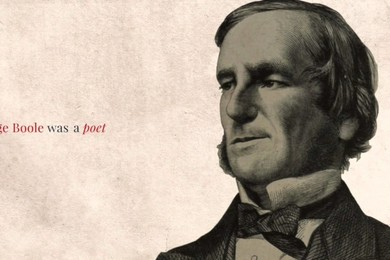 Five little facts about George Boole the latest doodle by Google