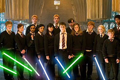 Harry Potter versus Luke Skywalker - who would win in a fight?
